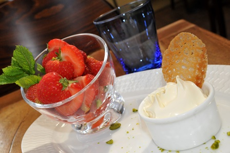 Nos desserts fruités et gourmands