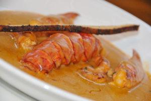 Le Baligan, homardine