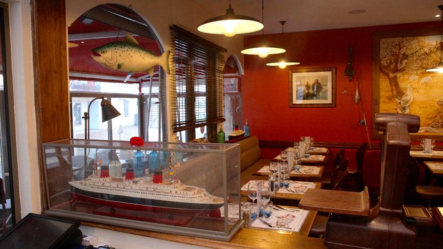 Le restaurant fait peau neuve à Cabourg
