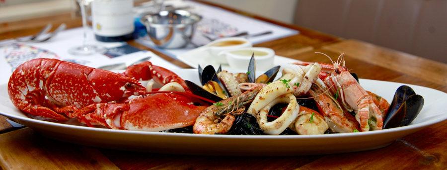 Nos spécialités autour du homard pour la pleine saison