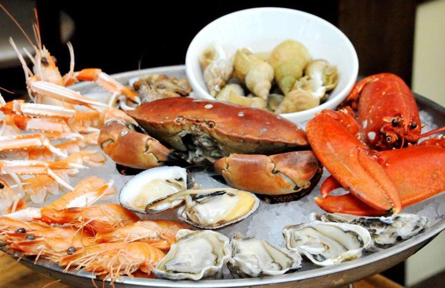 L'huître de Nordet, la perle du restaurant !