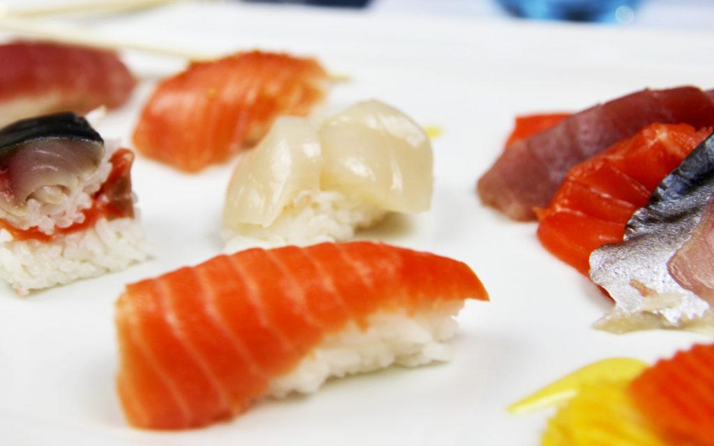 Exemple de sushi d'Eric TICANA