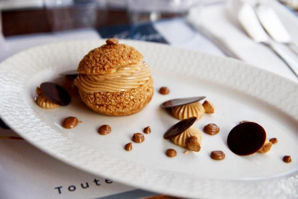 Un Meilleur ouvrier de France dans les cuisines du Baligan !