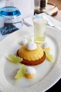 Pâtisserie tarte au citron