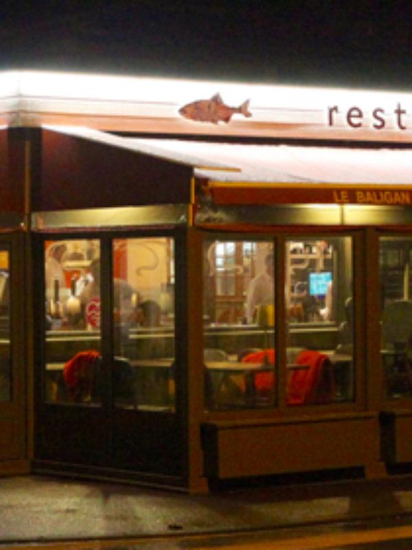 vue nuit restaurant baligan