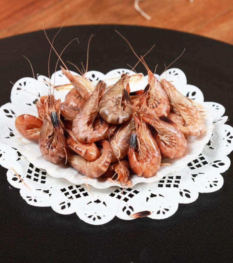 photo Crevettes grises 100g