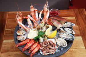 plateau fruits de mer emporter cabourg