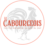 logotype rond cabourgeois